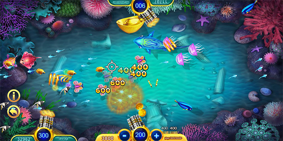 6 Strategy To Play Fish Table Online