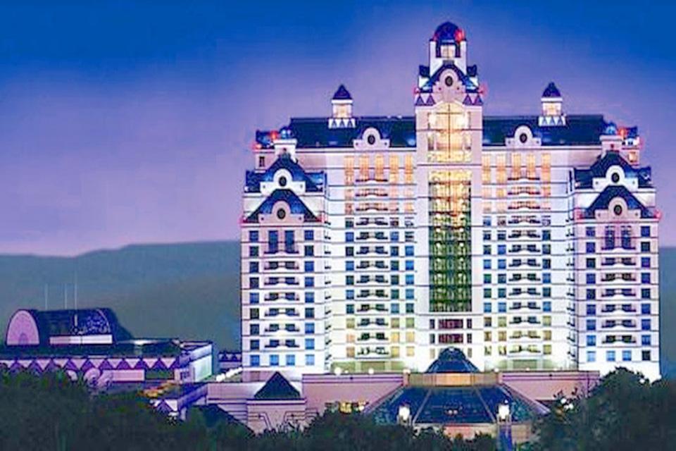 Foxwoods Resort Casino - Connecticut, USA