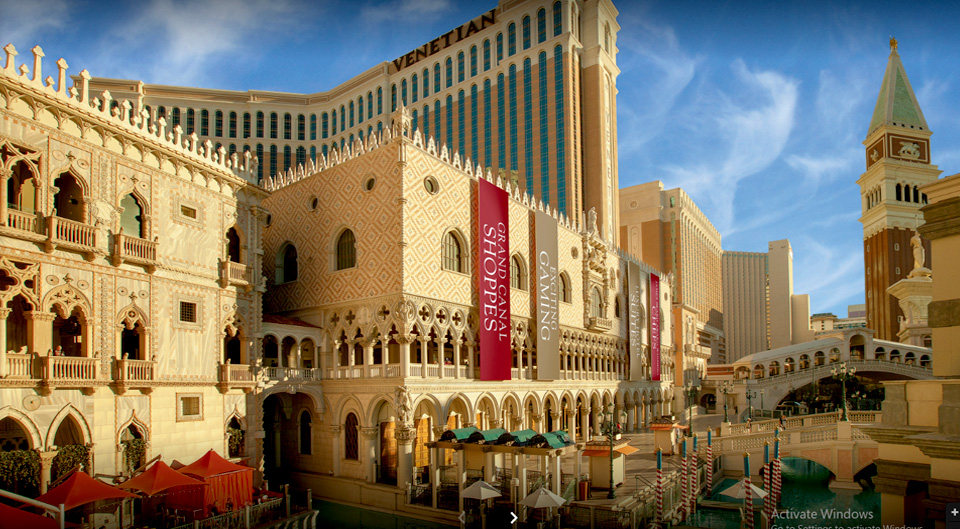 Venetian Resort Hotel Casino - Las Vegas