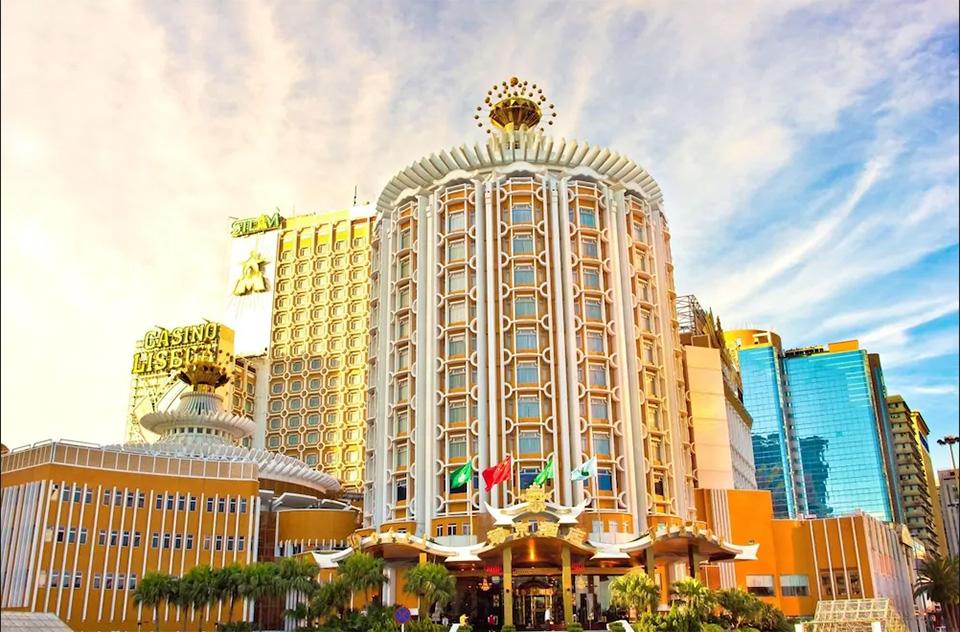 Grand Lisboa - Macau, China