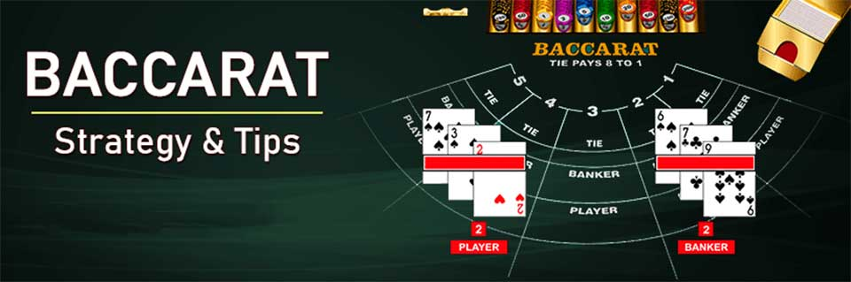 Baccarat Games - Play Baccarat Online At Singapore Online Casino