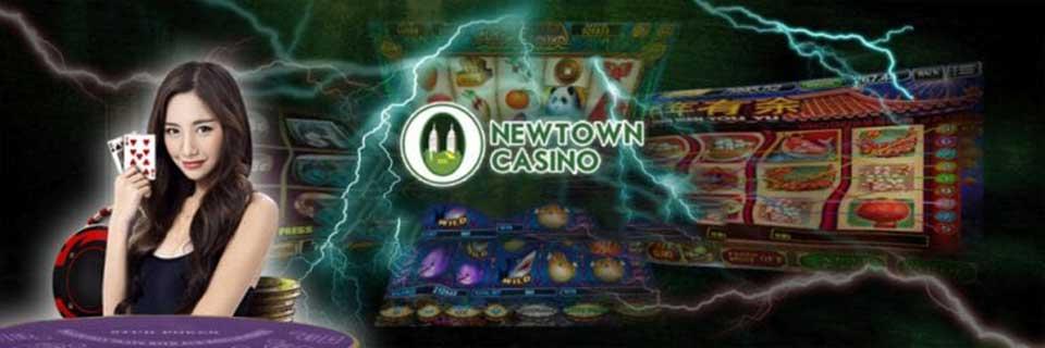 Newtown casino test ID - Newtown Casino Free credit