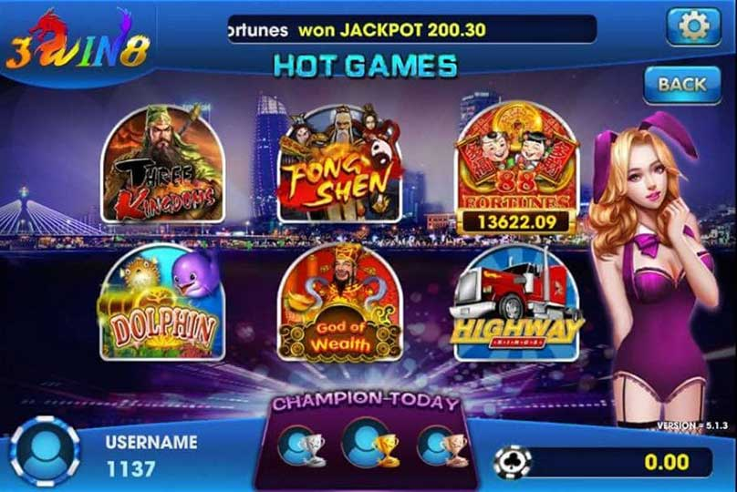 How To Register 3Win8 Casino?