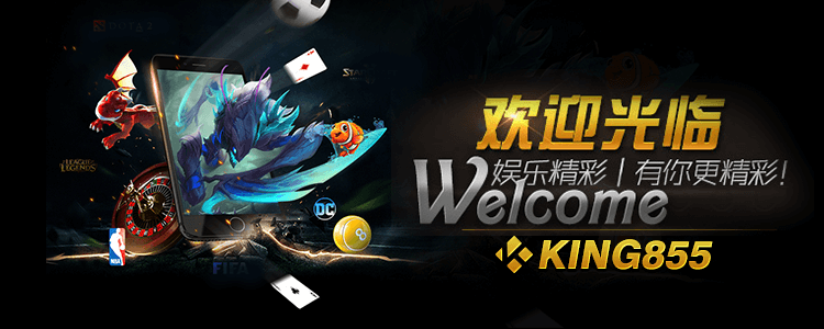 King855 Online Casino Singapore