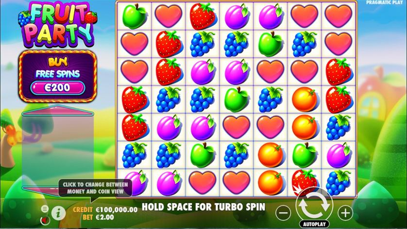 How-To-Play-Fruit-Party-Slot-At-Mega888-Casino