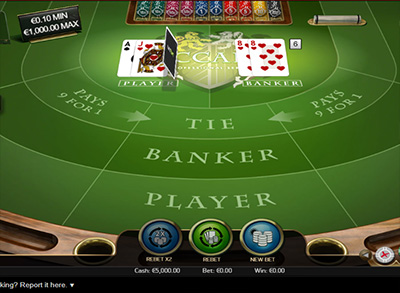 Tips For Playing Baccarat Like A Pro – Baccarat At Cashbet168 Online Casino