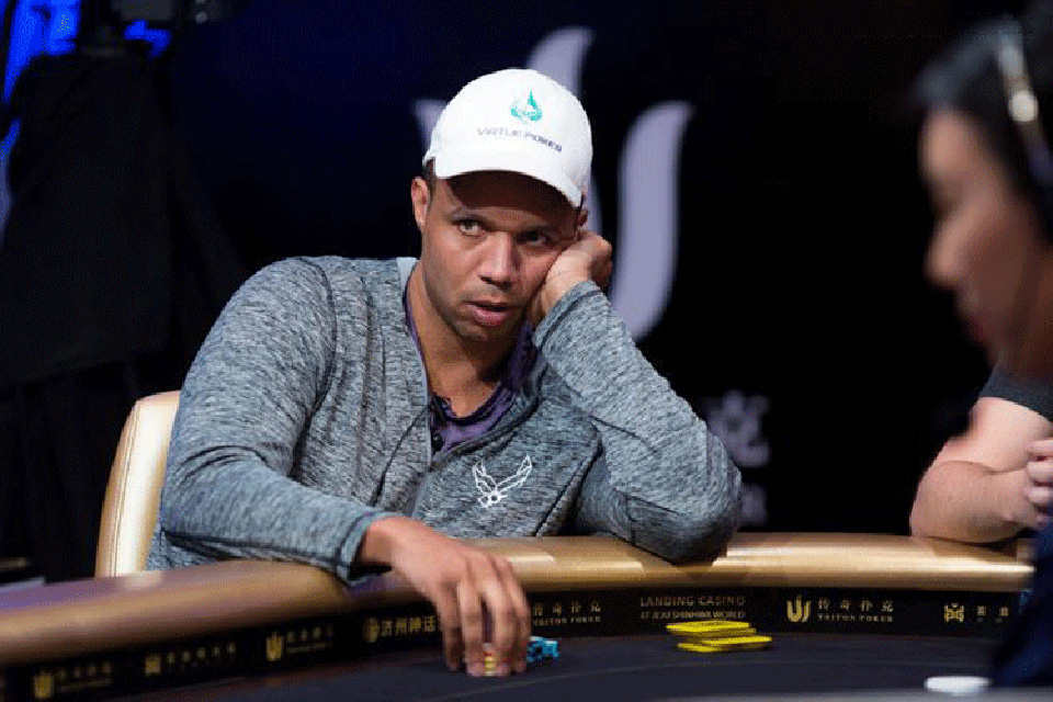 Phillip Dennis Ivey Jr - Top The Richest And The Best Poker Players In The World