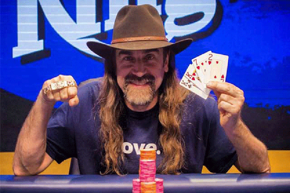 Chris Ferguson - Top The Richest And The Best Poker Players In The World