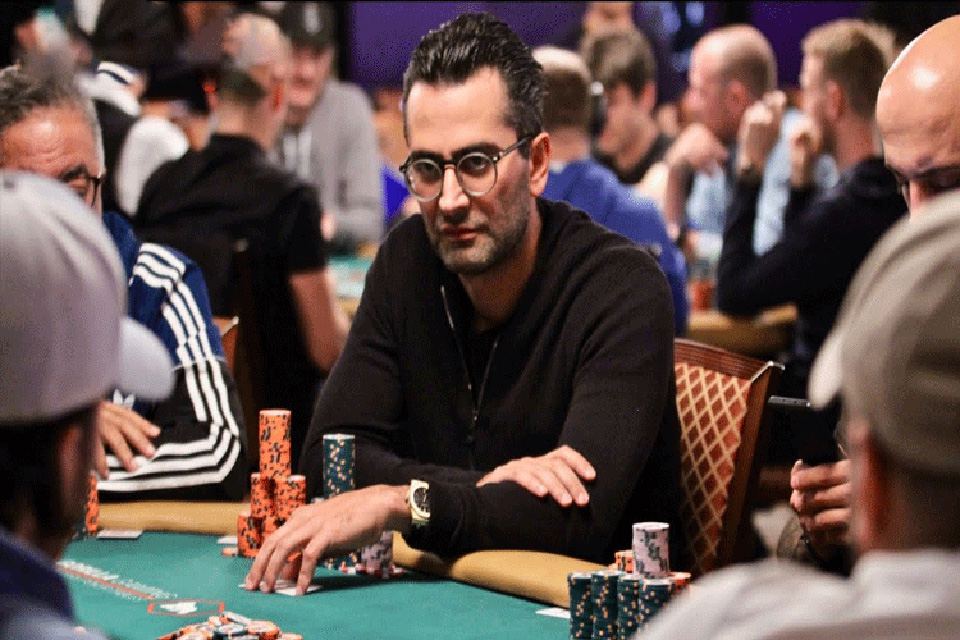 Antonio Esfandiari - Top The Richest And The Best Poker Players In The World