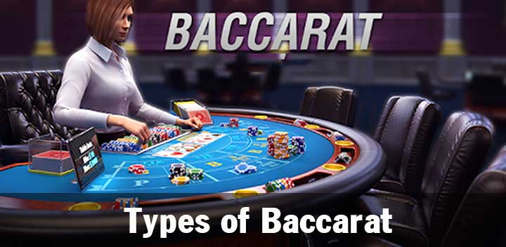 Types of Baccarat