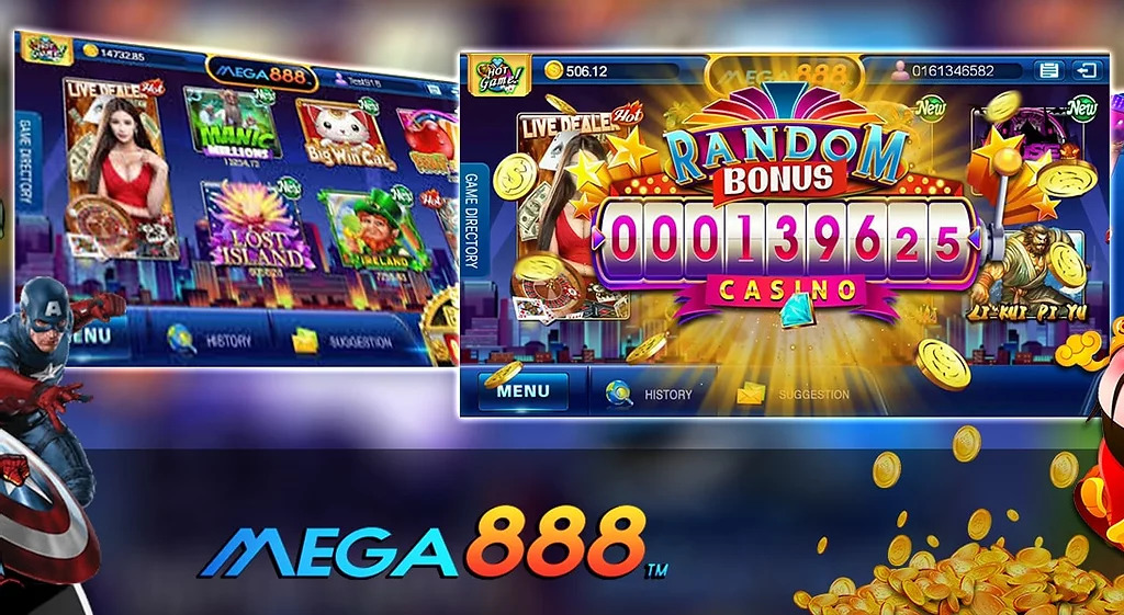 mega888 pc download