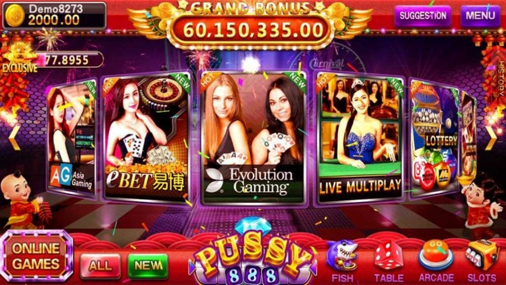 How To Download Pussy888 For APK And IOS In Singapore :