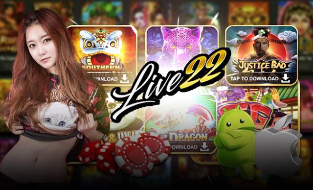 Live22 Singapore Agent | Register Live22 Casino | 100% Welcome Bonus