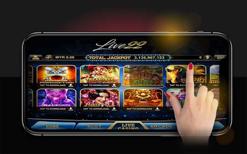 Register Live22 Singapore Agent | 100% Welcome Bonus
