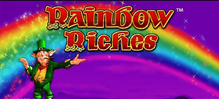 A Guide To Playing Rainbow Riches Slot Machine At King855