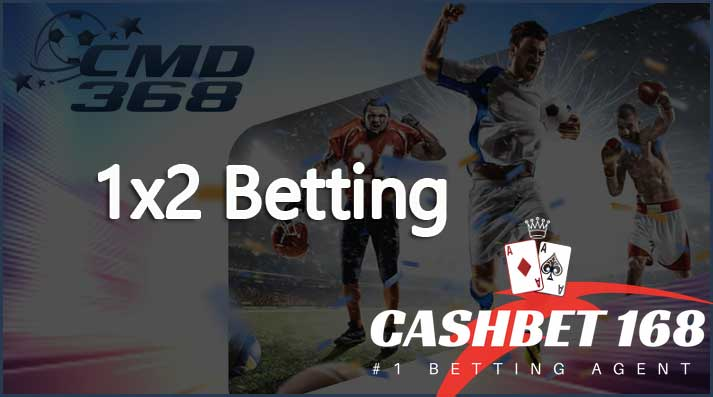 1×2 Betting – Experience Betting 1×2 At Online Bookmakers