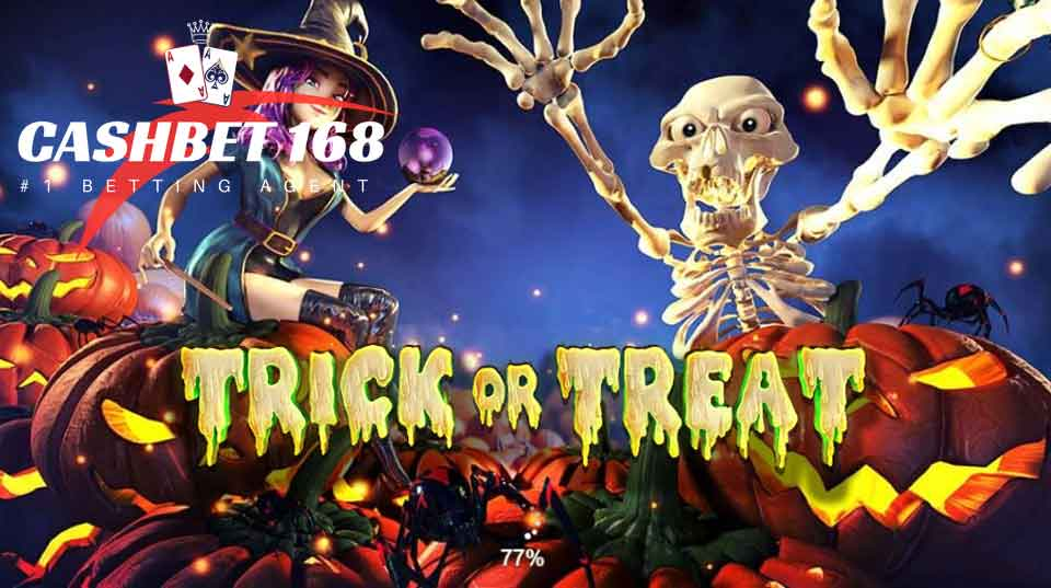 Trick Or Treat – How To Play Trick Or Treat Slot At Pussy888