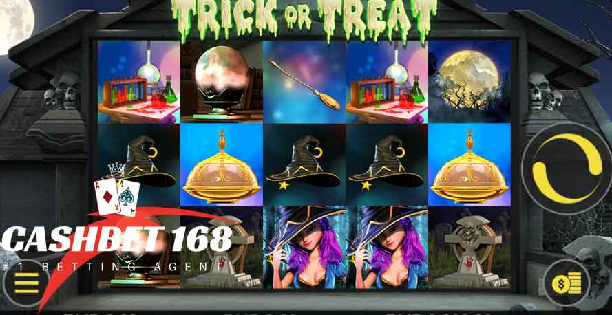 How To Play Trick Or Treat Slot At Pussy888