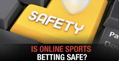 How Safe Is It When Betting On Sports Online?