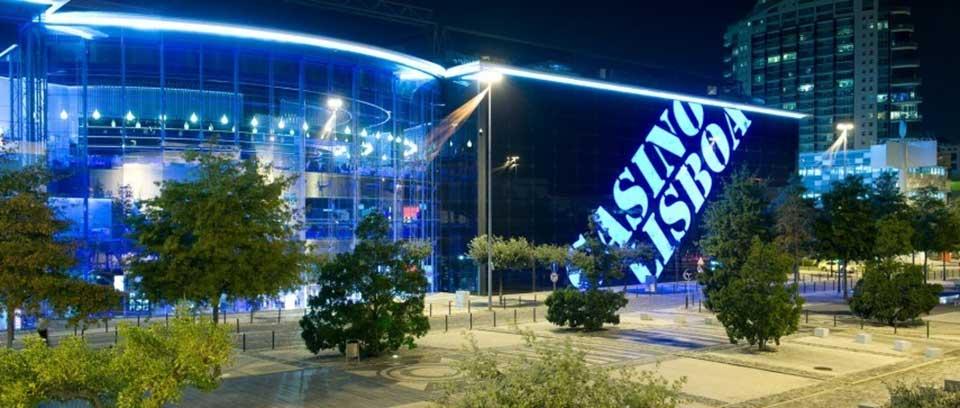 Casino Lisboa, Lisbon, Portugal with 165,000 Square Feet