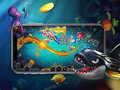 Online Shooting Fish Games Fish Table Gambling Game Online