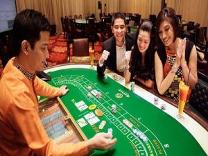 The Online Baccarat Advantages At Online Casino