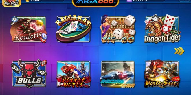 mega888 apk download for android