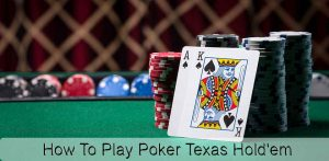 How To Play Poker Texas Hold'em At King855 Casino Singapore