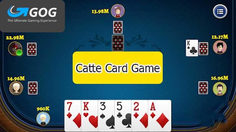 Cắt tê card game